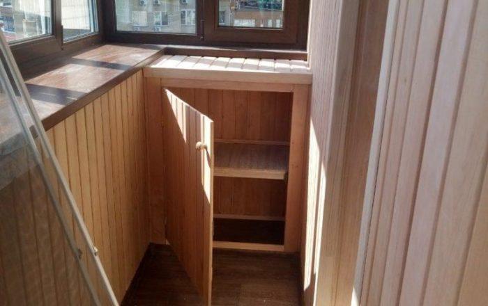 Балкон под ключ / Кудряшова 7
