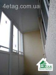 остекление балкона вдс