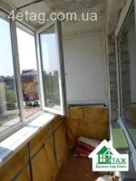 обшивка балкона профнастилом цена