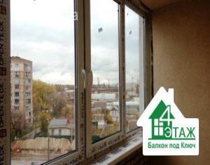 Пластиковые балконы, лоджии в Киеве, фото работы 4ETAG™