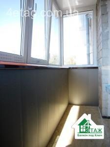 остекление балкона тепла оселя