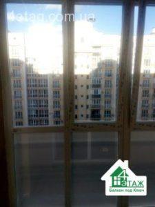 остекление балконов ощадний дім