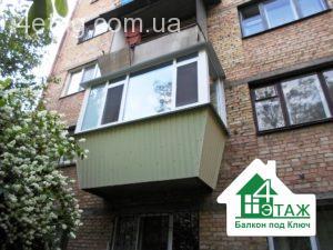 Остекление балконов в рассрочку по программе остекление под ключ