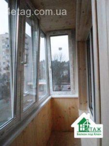 балкон под ключ 4ETAG™ цена