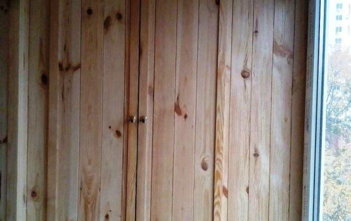 Балкон под ключ / Гарматная 40