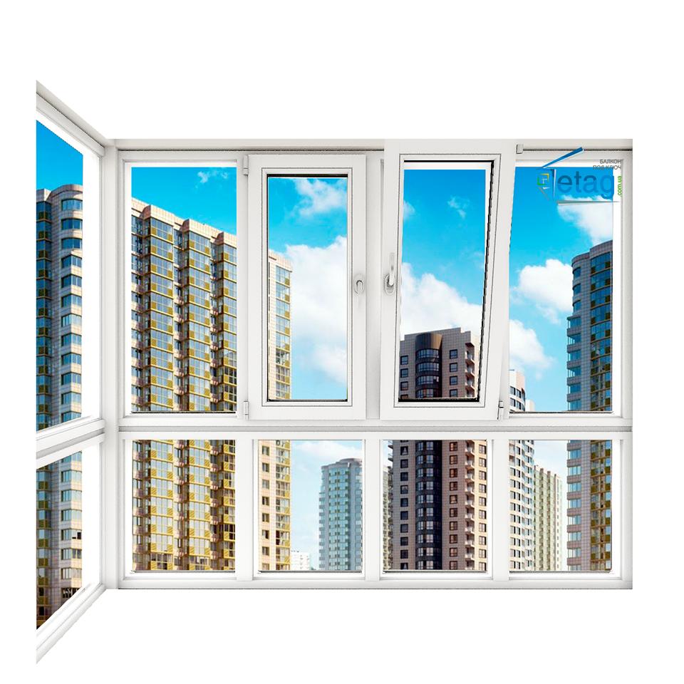 французский балкон стоимость